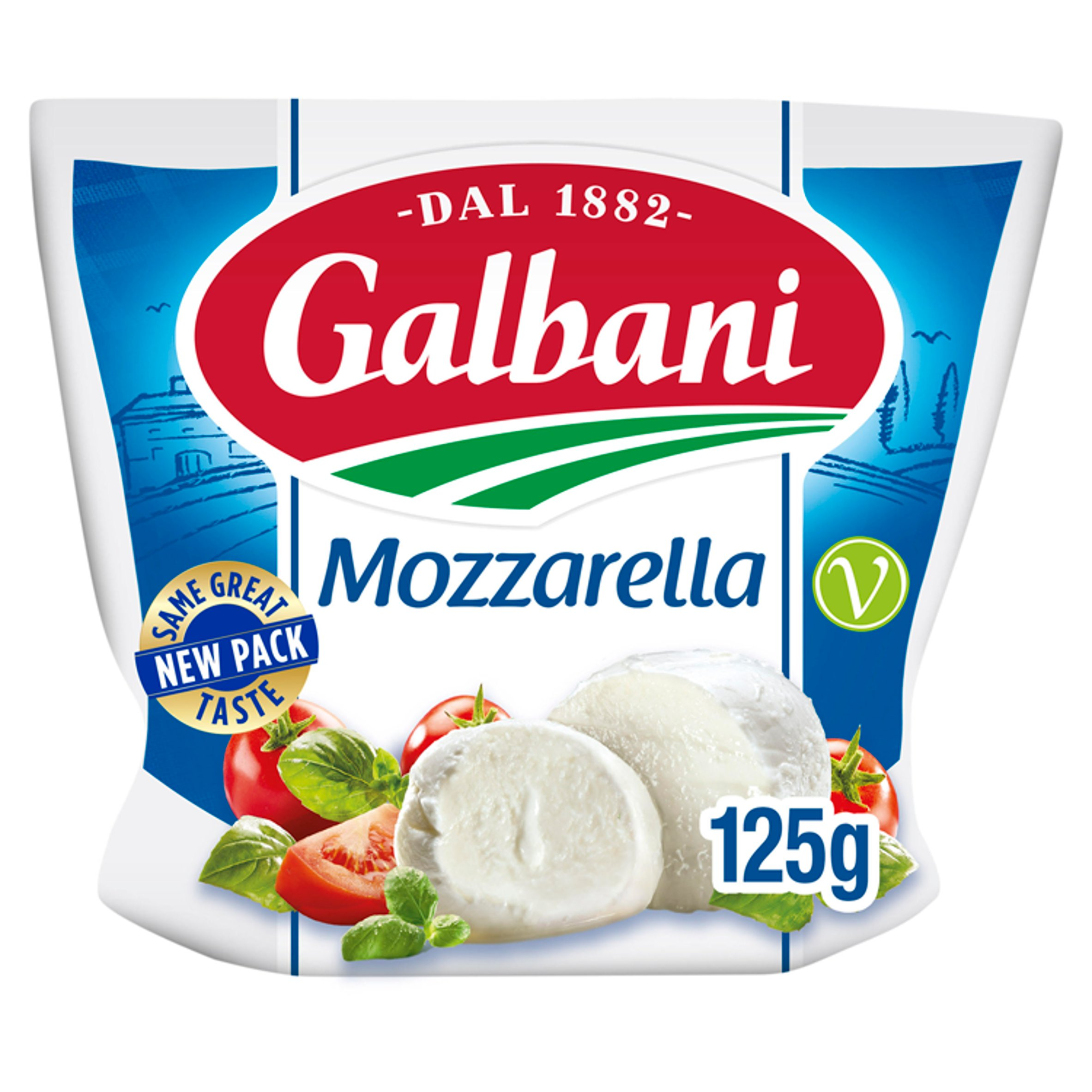 Galbani Mozzarella Ball 125G