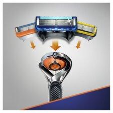 image 2 of Gillette Fusion Proglide Starter 4 Pack