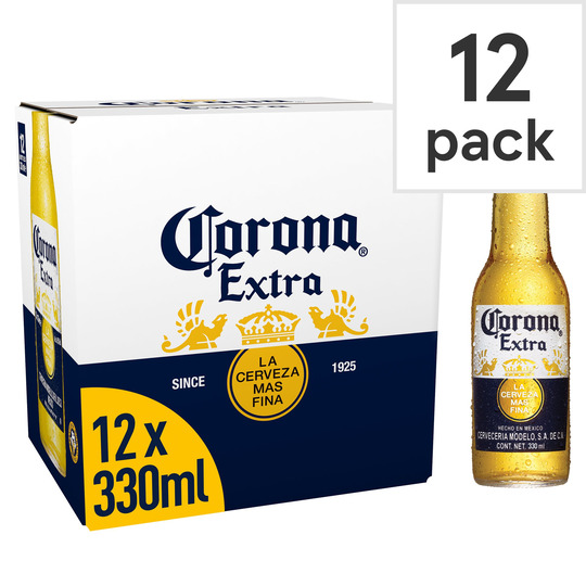 how much calories in corona extra