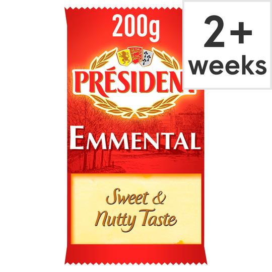 President Emmental 200G