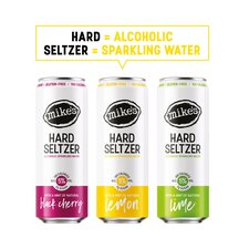 image 2 of Mike's Alcoholic Hard Seltzer Lime 330Ml