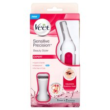 image 1 of Veet Sensitive Precision Trimmer