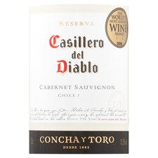 image 3 of Casillero Del Diablo Cabernet Sauvignon 75Cl