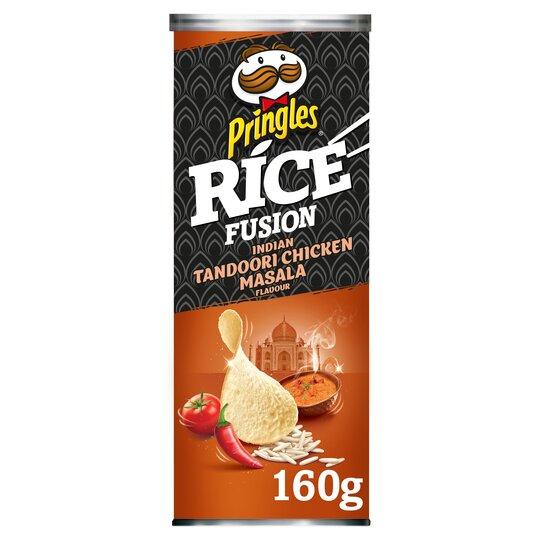 Pringles Rice Tandoori Chicken Masala 160G