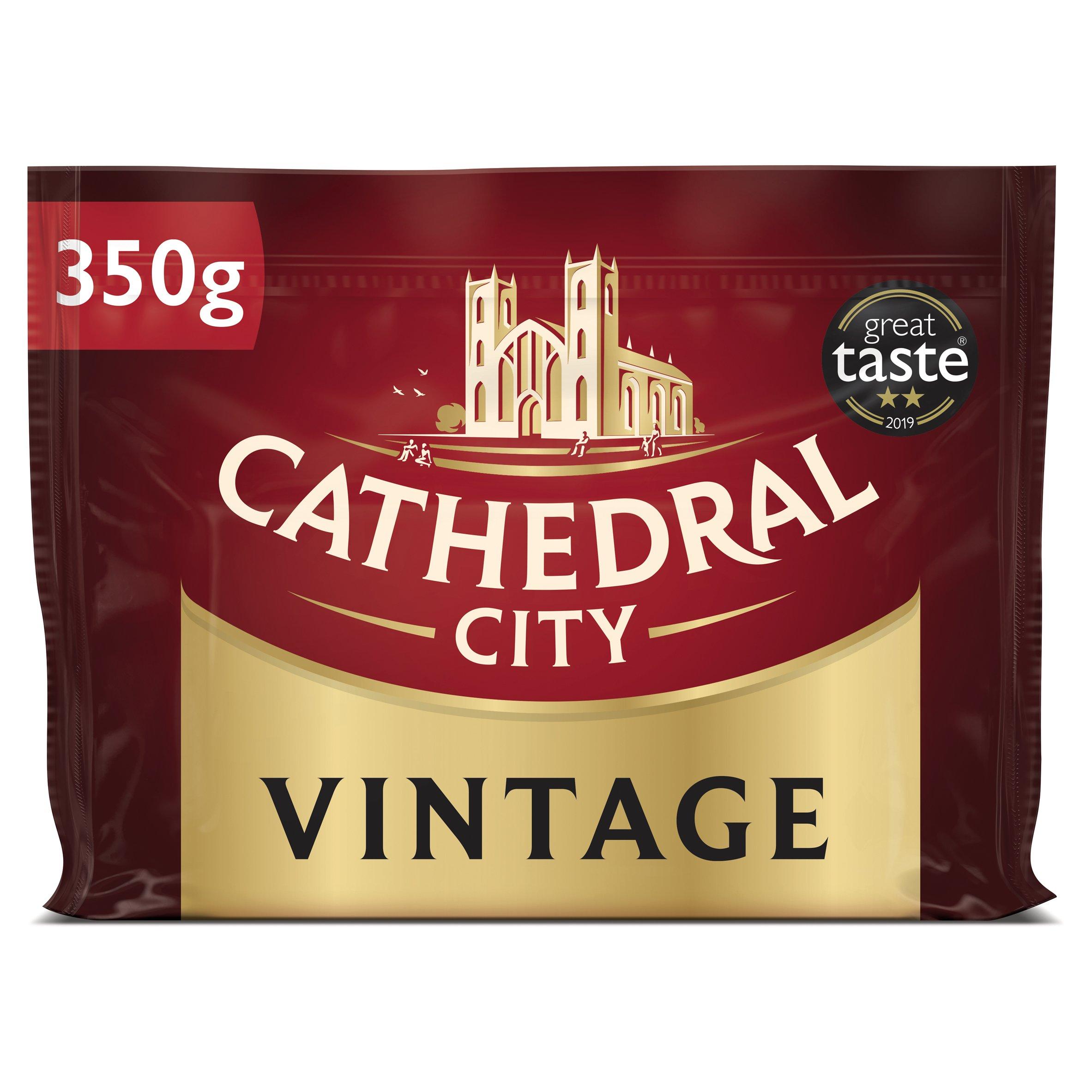 Cathedral City Vintage Cheddar 350G