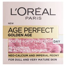 image 1 of L'oreal Paris Age Perfect Golden Age Rosy Day Cream 50Ml