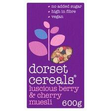 image 1 of Dorset Cereals Berry & Cherry Muesli 600G