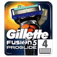 image 1 of Gillette Fusion Proglide Razor Blades Refill 4 Pack