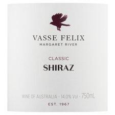 image 2 of Vasse Felix Classic Shiraz 750Ml