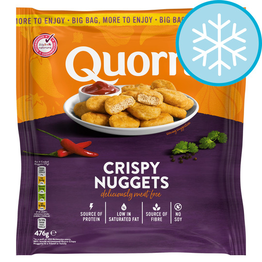 Quorn Crispy Nuggets 476G