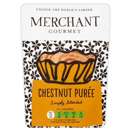 Merchant Gourmet Chestnut Puree 200G