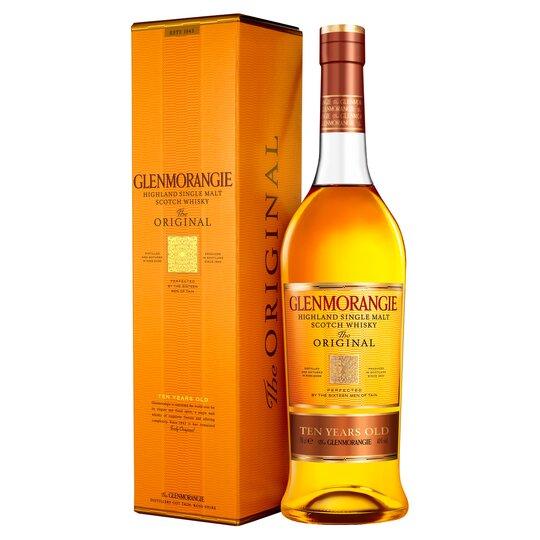 Glenmorangie Original Sle Mlt Wky 70Cl - Fruity