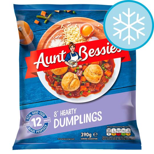 Aunt Bessie's Dumplings 390G