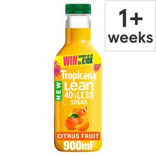 image 1 of Tropicana Lean Orange & Clementine Juice 900Ml