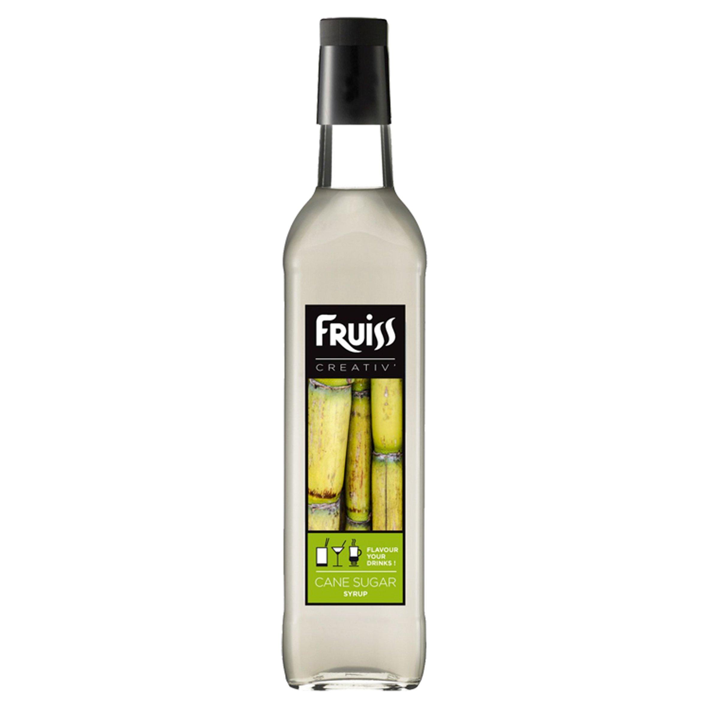 Fruiss Creative Pure Cane Sugar Syrup 70Cl