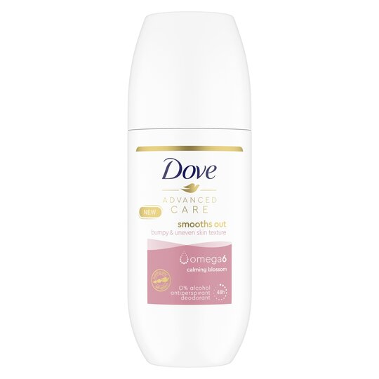 image 1 of Dove Advanced Care Calming Blossom Roll-On 100Ml