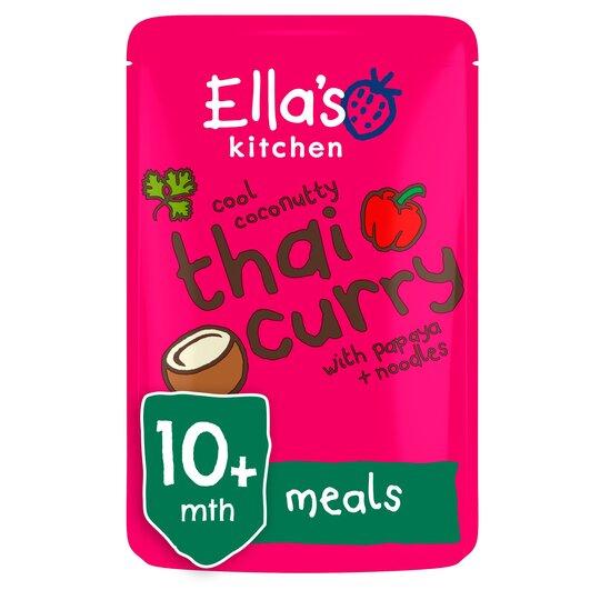 Ella's Thai Curry Stage 3 190G