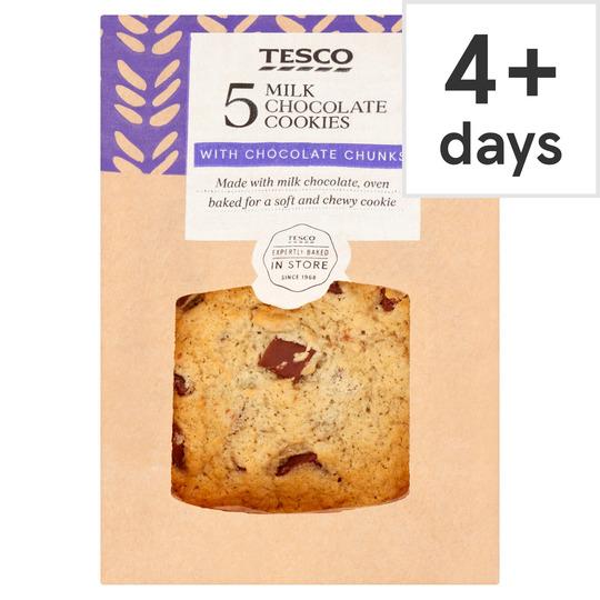 Milk Chocolate Cookie 5 Pack