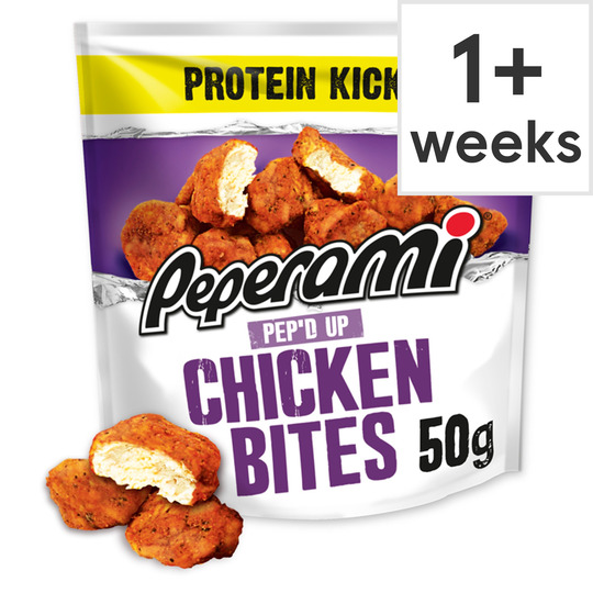 Peperami Pep'd Up Chicken Bites 50G