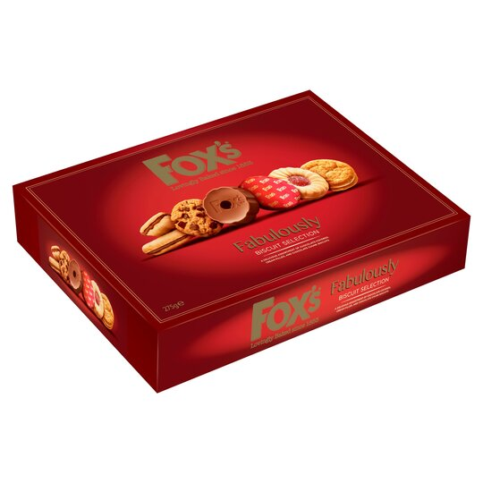 Fox's Fabulously Biscuits 275G