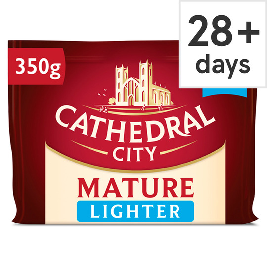 Cathedral City Lighter Cheddar 350G
