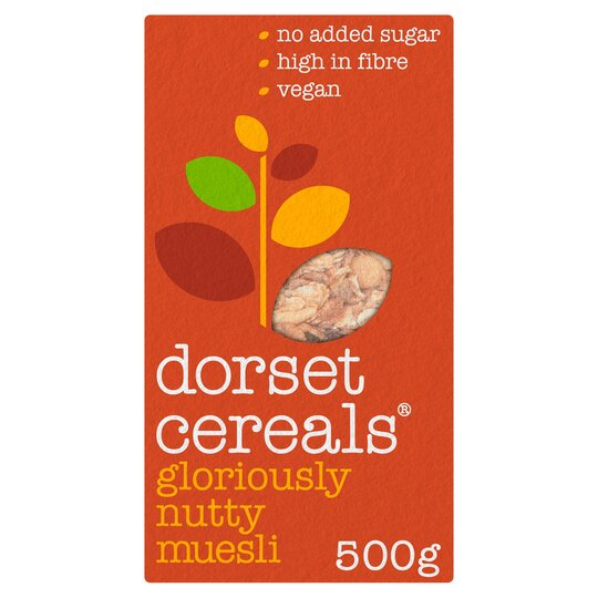 image 1 of Dorset Cereals Nutty Muesli 500G