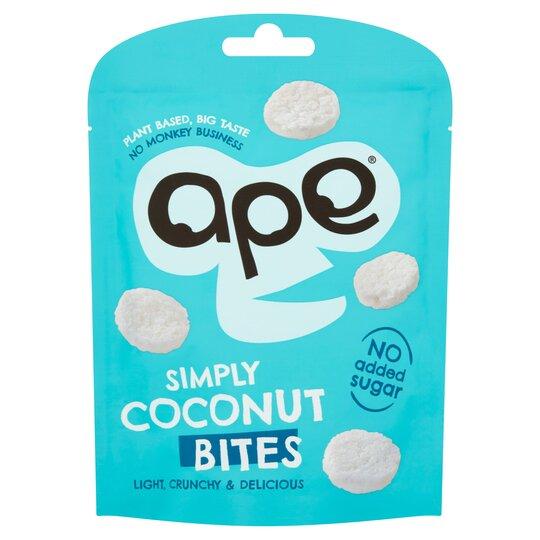 Ape Coconut Bites Natural 30G