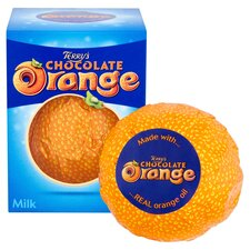 image 2 of Terry's Chocolate Orange Milk Chocolate Box 157G
