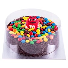 image 2 of M&M's Chocolate Ballpool Celebration Cake