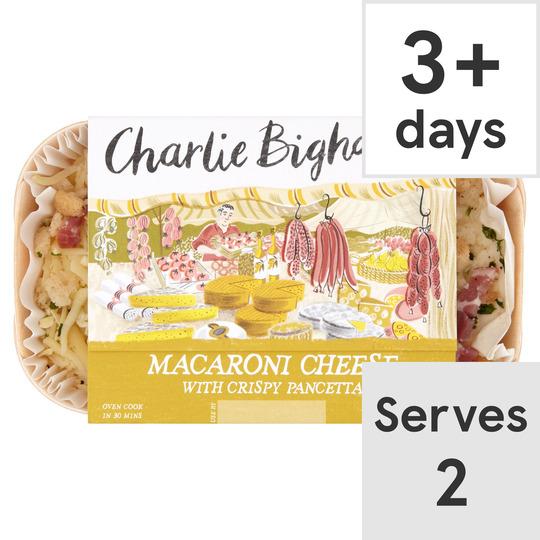 Charlie Bigham's Macaroni Cheese 670G