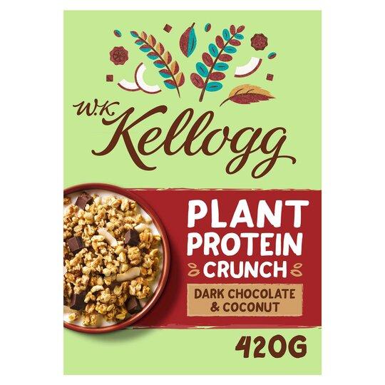 Kellogg's Wkk Protein Chocolate & Coconut 420G