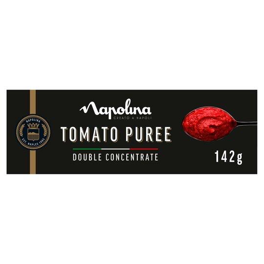 Napolina Tomato Puree Tube 142G