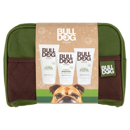 Bulldog Original Skincare Kit For Men