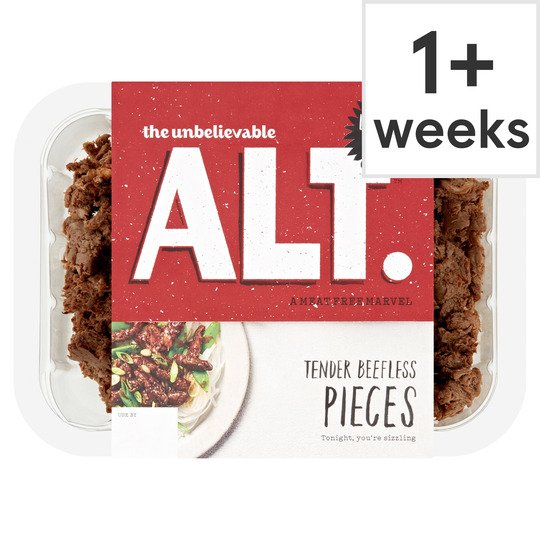 image 1 of The Unbelievable Alt. Beefless Strips 360G