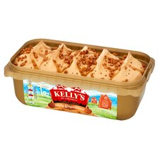 image 2 of Kelly's Sticky Gingerbread Ice Cream 950ml