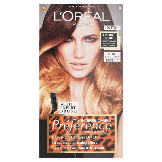 image 1 of L'oreal Paris Preference No104intense Ombr