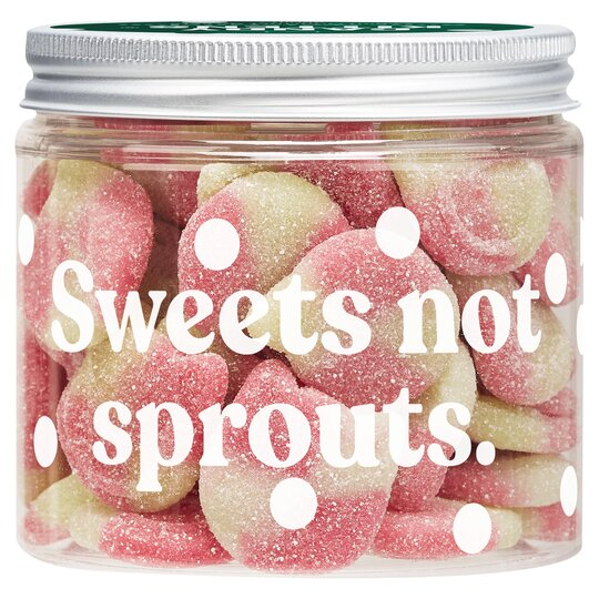 Candy Kittens Sour Watermelon Sweets Jar 250G