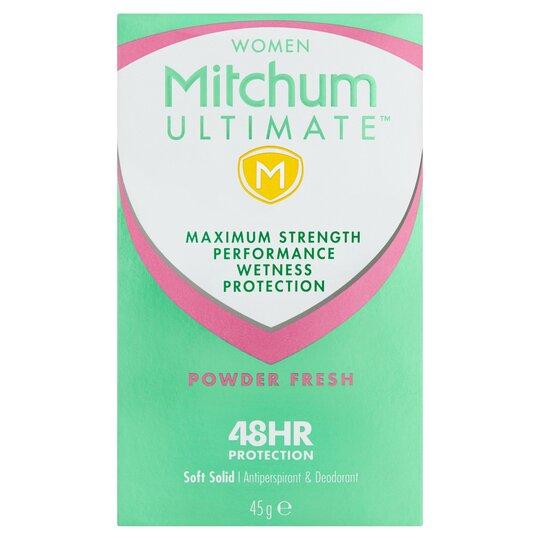 Mitchum Ultimate Cream 45G Powder Fresh