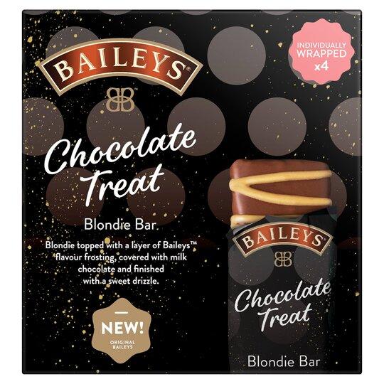 Baileys 4 Chocolate Creme Treat Bars