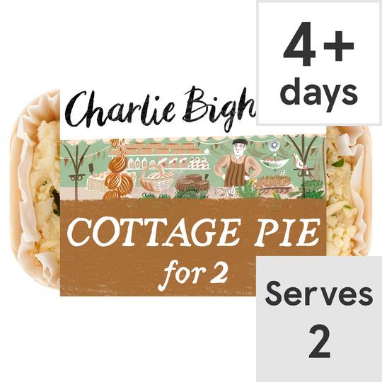 Charlie Bigham's Cottage Pie 650G