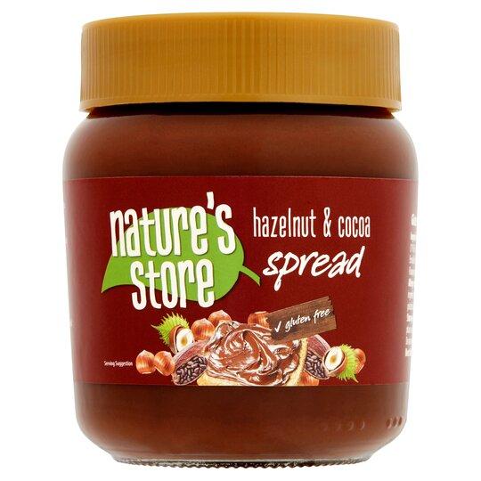 Natures Store Gluten Free Chocolate Spread