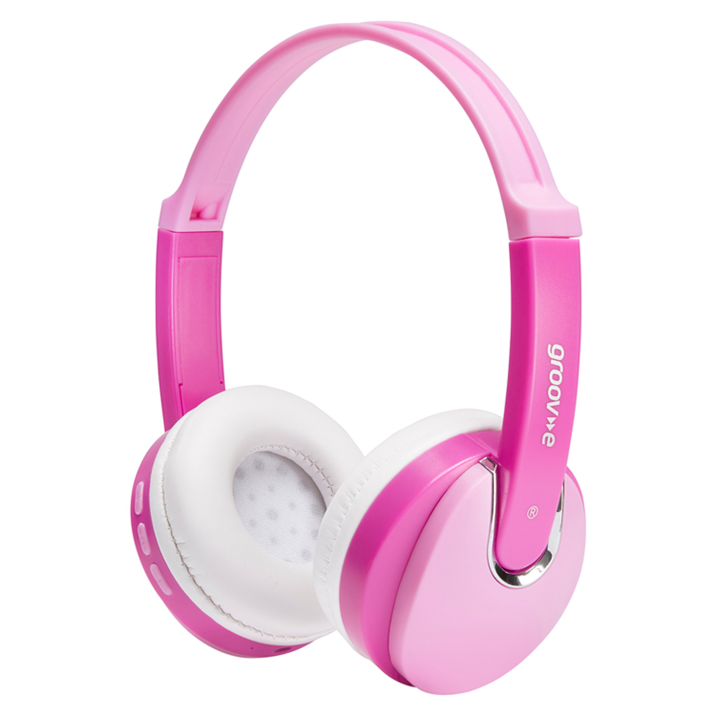 Groov-E Kidz Bluetooth Headphones Pink