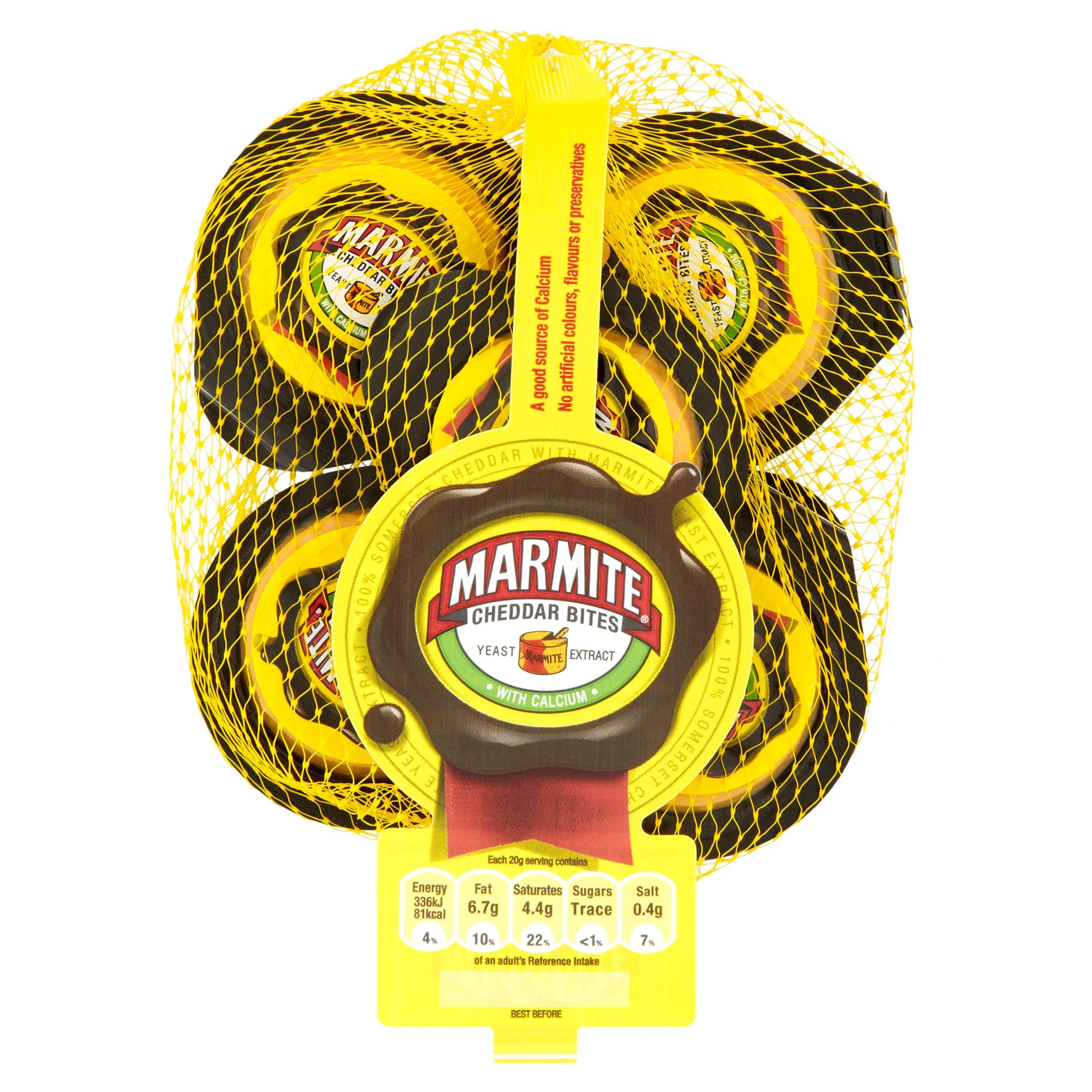 Marmite Bites 100G (5X20g)