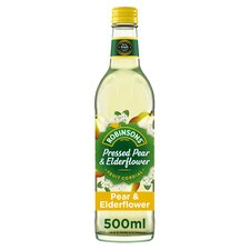 image 1 of Robinsons Cordials Pear & Elderflower 500Ml