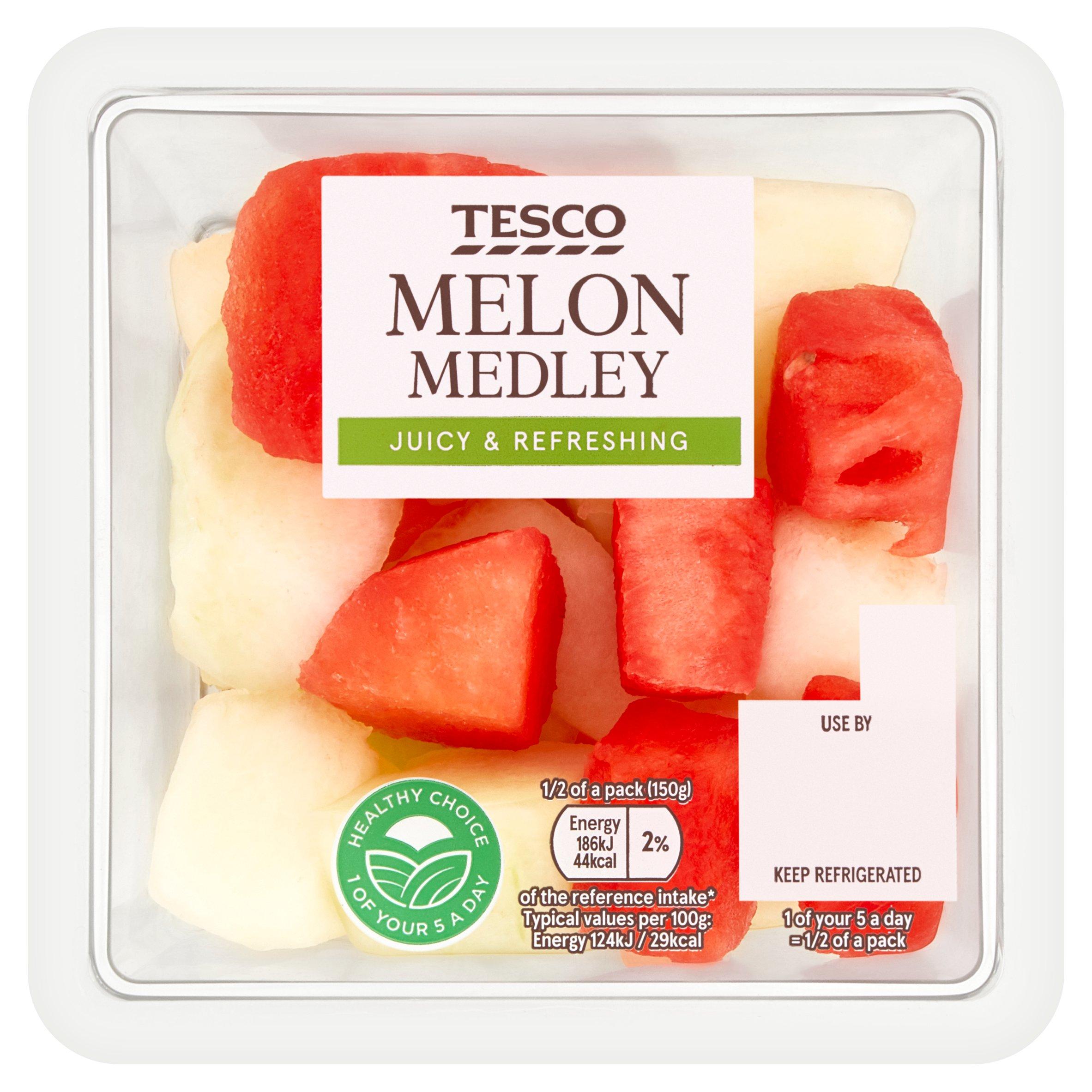 Tesco Melon Medley 300G