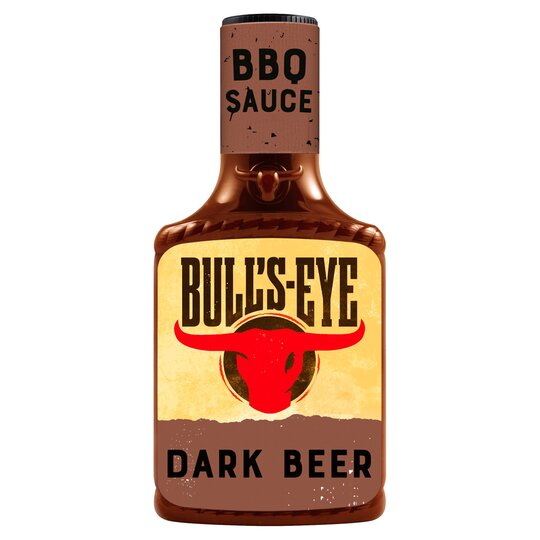 Bull's Eye Dark Beer Sauce 300Ml