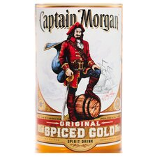 image 2 of Captain Morgan Original Spiced Gold 70Cl