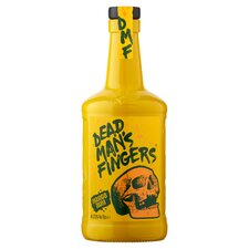 image 2 of Dead Mans Fingers Mango Rum 70Cl
