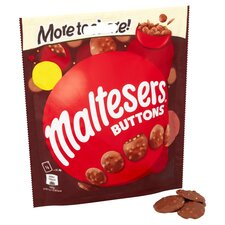 image 2 of Maltesers Buttons More To Share Pouch 189G