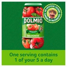image 3 of Dolmio Bolognese Smooth Tomato Pasta Sauce 750G